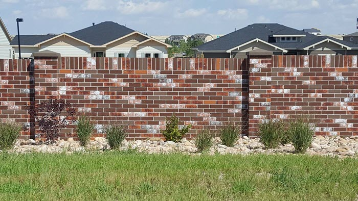 Aftec Precast Concrete Fencing Houston Concrete Wall