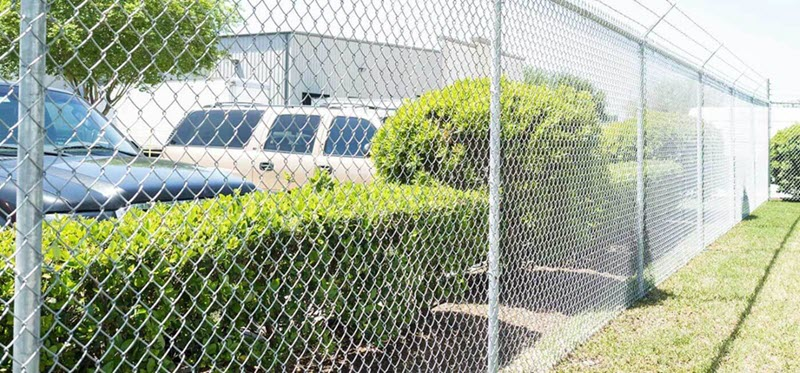 Chain Link Fence Installation Houston | Aber Fence