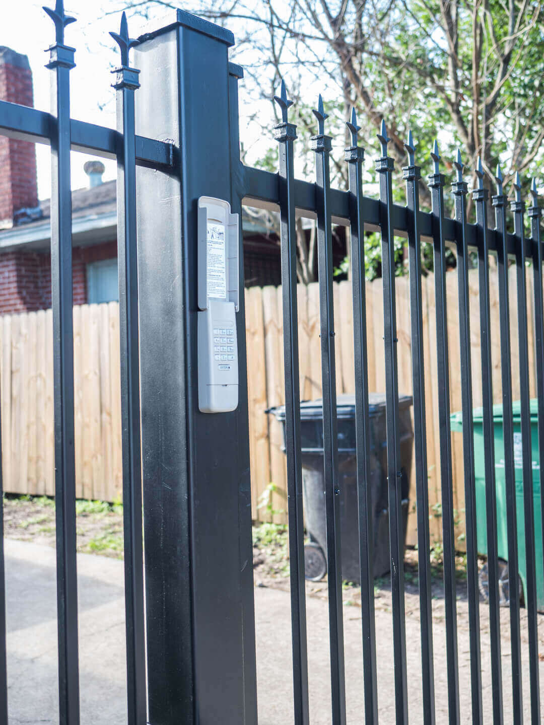Access Control Gates Residential Gate Entry Systems
